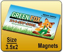 wholesale Business Cards Magnets Printing Services