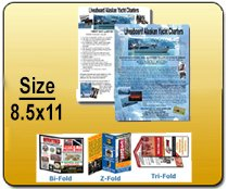 Wholesale Brochures Printing- wholesale 8.5x11 brochure printing