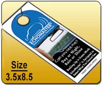 Wholesale Door Hangers - wholesale 3.5x8.5 door hangers printing