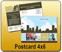 Wholesale 4x6 Postcards and Rackcards Printing Services